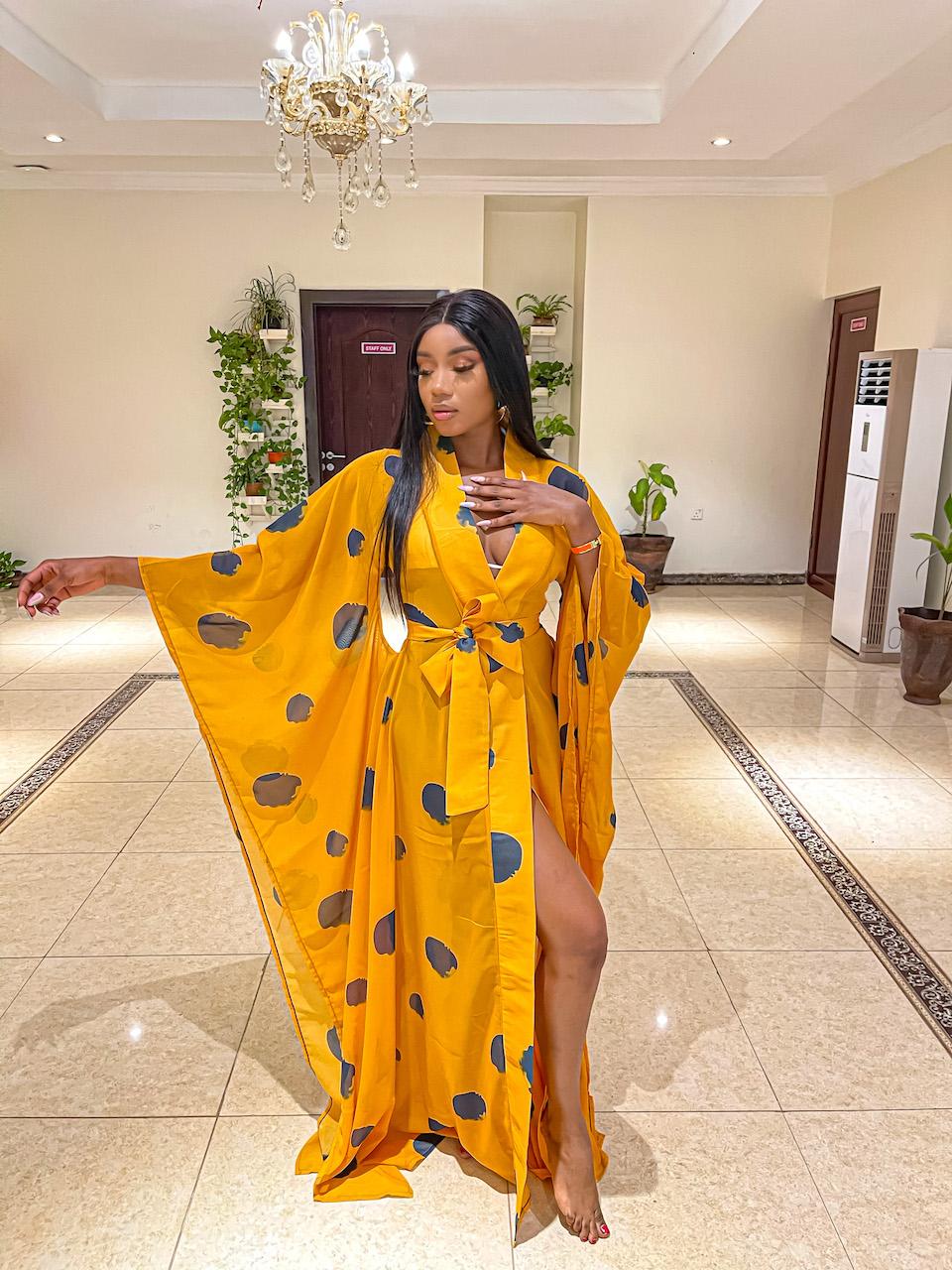 La robe 2