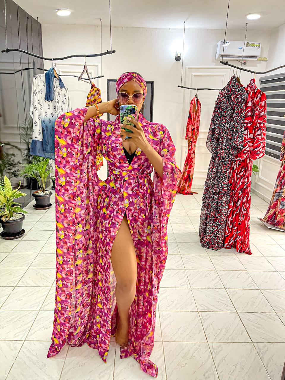 La robe 3